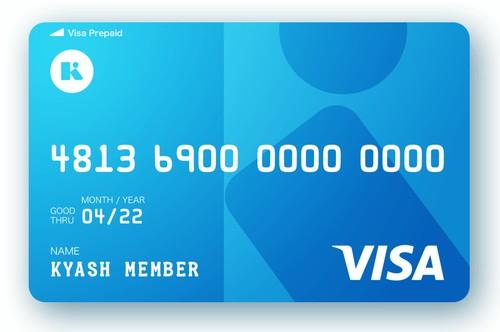 Kyashリアルカードとは?