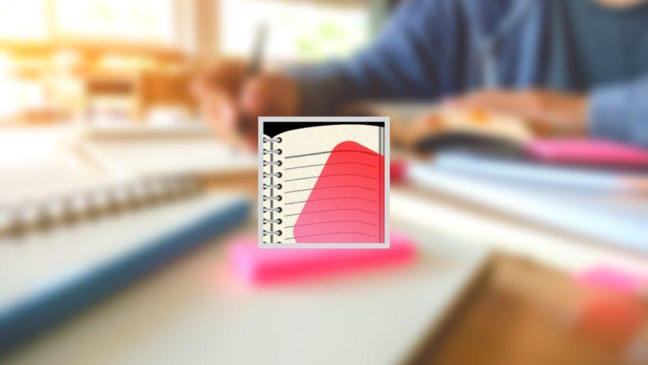 i-暗記シートはマーカーを引いて赤シートで隠す定番の勉強方法をデジタル化できる