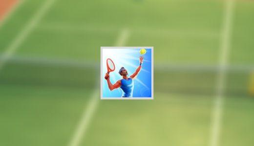 プロテニス対戦はスパッと爽快なラリーが楽しめるシンプルなテニスアクションゲーム