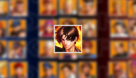 THE KING OF FIGHTERS '98UM OLは連続攻撃や超必殺技が繰り出せる格闘系アクションRPG