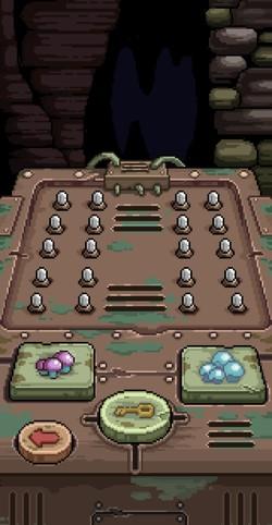 不思議な装置もゲーム内に登場する